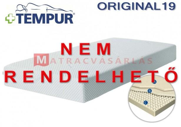 Tempur® ORIGINAL 19 Memory Foam matrac - Matrac webáruház bf4103efd8
