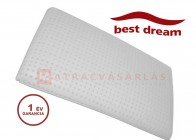 Best Dream Extra Soft memory foam párna