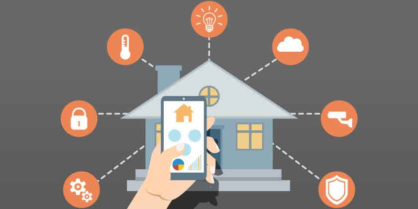 smart home - okos házak