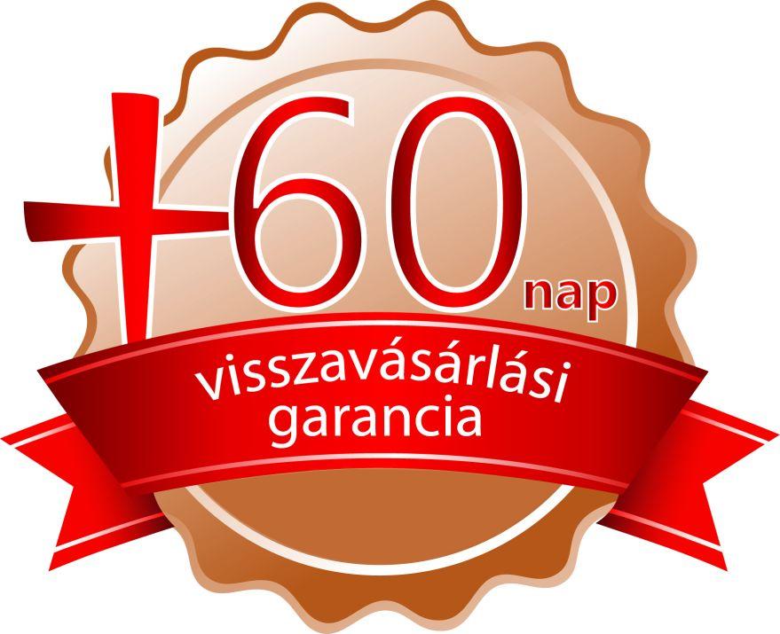 Matrac 60 napos visszavásárlási garanciával