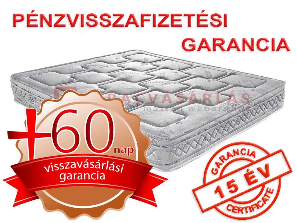 Ceriflex Levander matrac pénzvisszafizetési garanciával