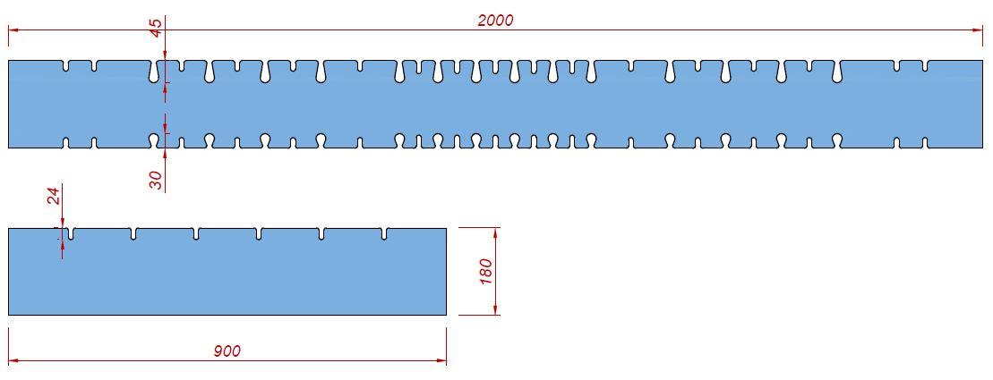 HR Ultra 7 zónás hideghab matrac