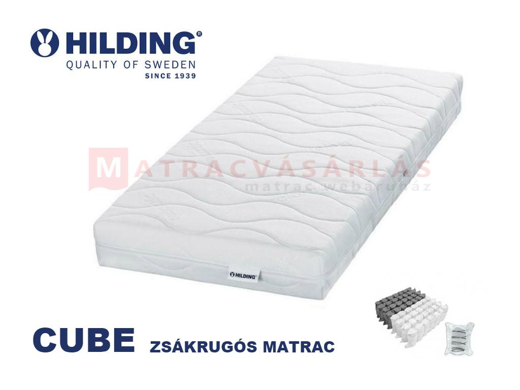 9fa8fe1c5c Hilding CUBE táskarugós matrac - Matrac webáruház