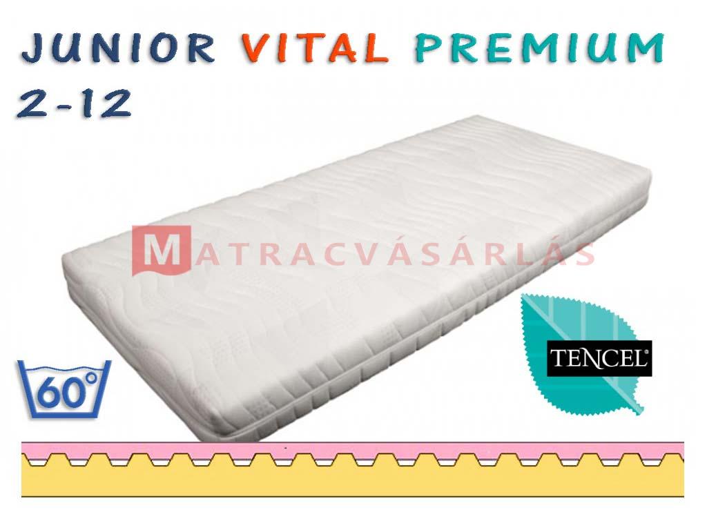 Junior Vital Premium kiskamasz matrac