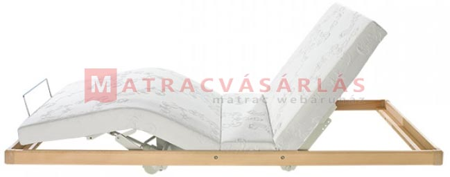 SwissTech motoros boxspring ágy