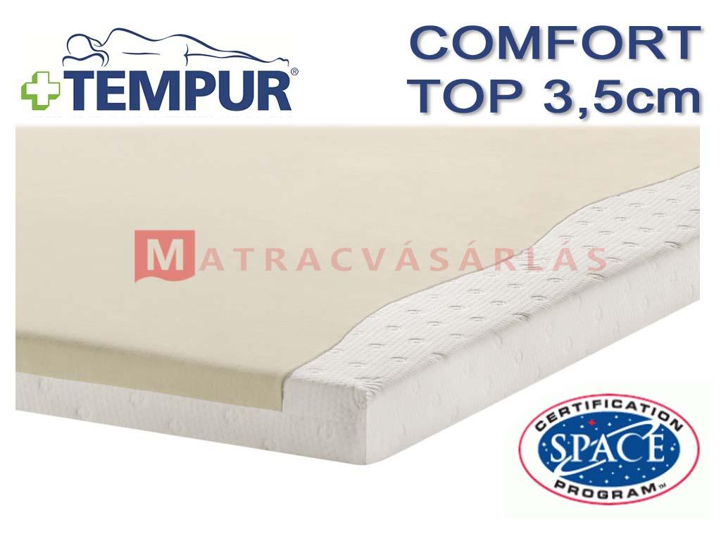 Tempur® 2SIDE Comfort 7cm fedőmatrac - Matrac webáruház 0abdfaacf1