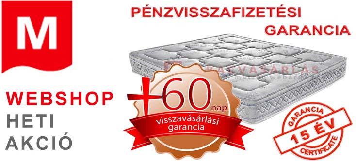 Ceriflex Levander matrac 60 napos pénzvisszafizetési garanci