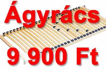 26 léces ágyrács 9900 Forint