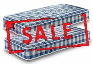 Akciós rugós matracok, rugós matracok kedvező áron