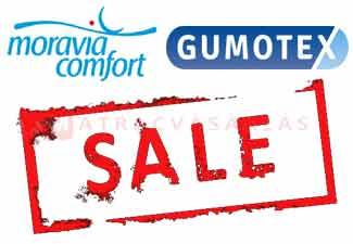 Gumotex matrac akció