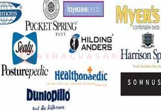 Jó matrac márkák, Jó fekvőbetét márkák