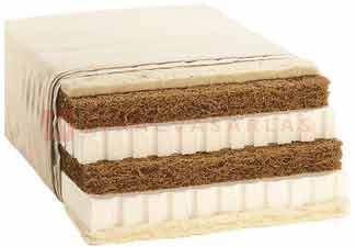Kókusz latex matracok