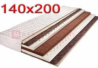 Kókusz matrac 140x200