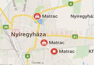 Matrac Nyíregyháza. Matrac boltok Nyíregyházán
