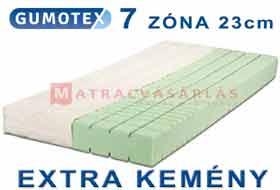 Nagyon kemény matrac: Gumotex Queen Mono