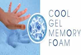 Viscool: a hideg memory foam
