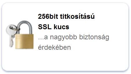 Matrac webáruház titkosított adatkapcsolat